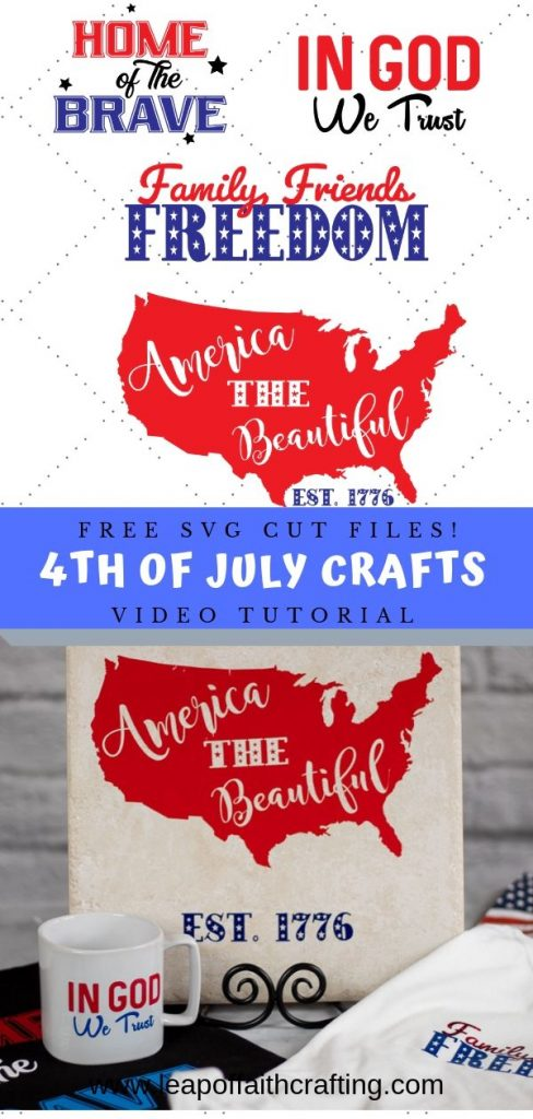 patriotic decor pin