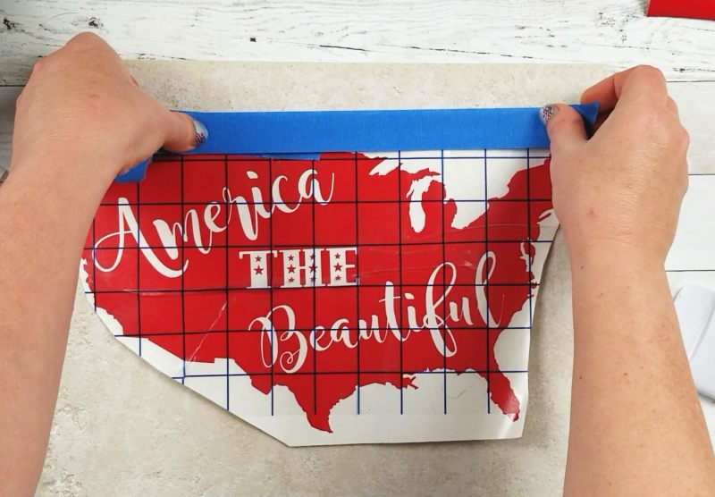 patriotic home decor diy cheap