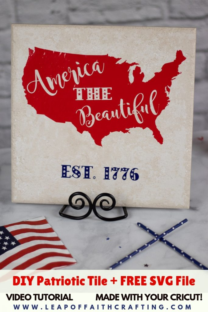 Patriotic Decor Diy Free 4th Of July Svg Files To Make Anything Leap Of Faith Crafting