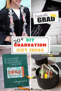 senior gift ideas pin