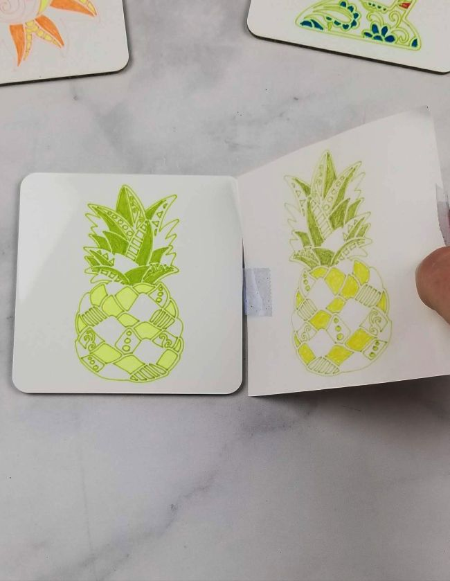 cool coasters diy