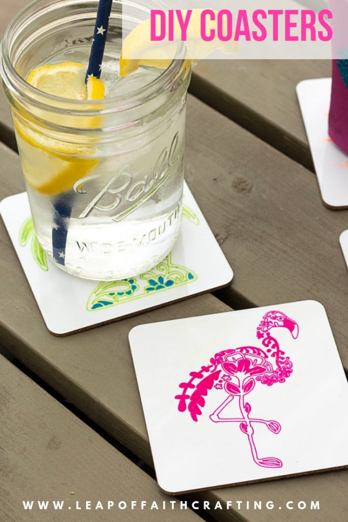 cricut coasters pin
