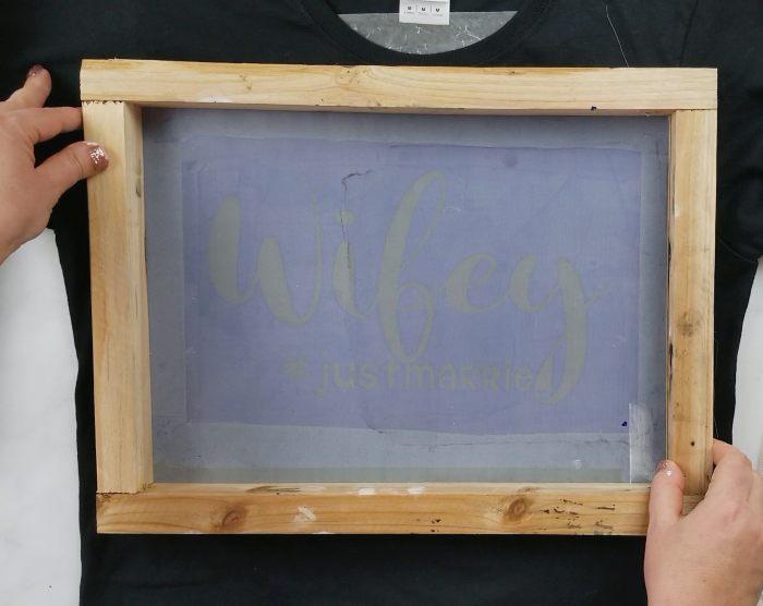 screen printing diy
